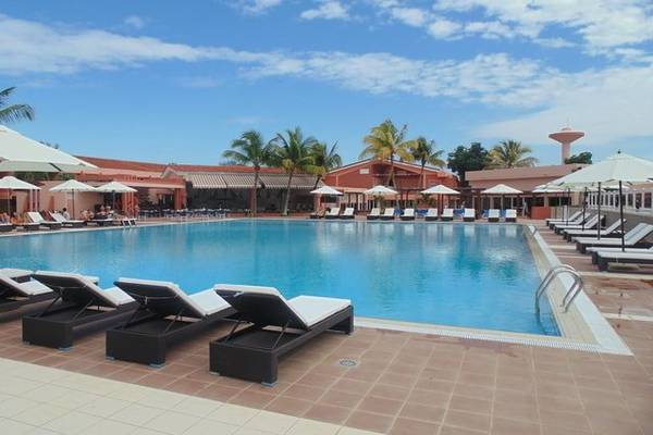 Pools and beaches blau arenal habana beach hotel cuba