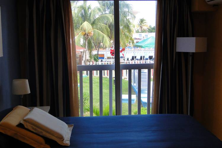 Double room with pool views blau arenal habana beach hotel cuba